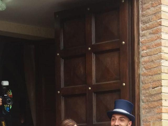 Il matrimonio di Daniele  e Fania  a Roviano, Roma 2