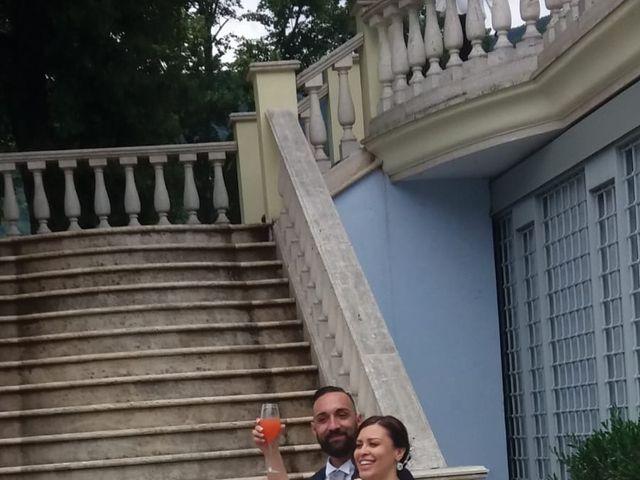 Il matrimonio di Daniele  e Fania  a Roviano, Roma 3