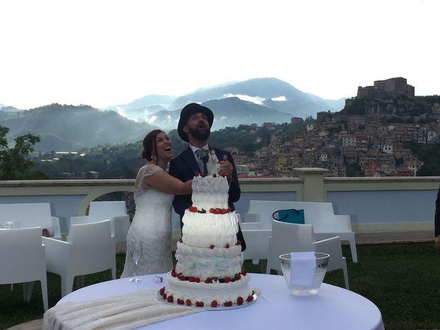 Il matrimonio di Daniele  e Fania  a Roviano, Roma 6