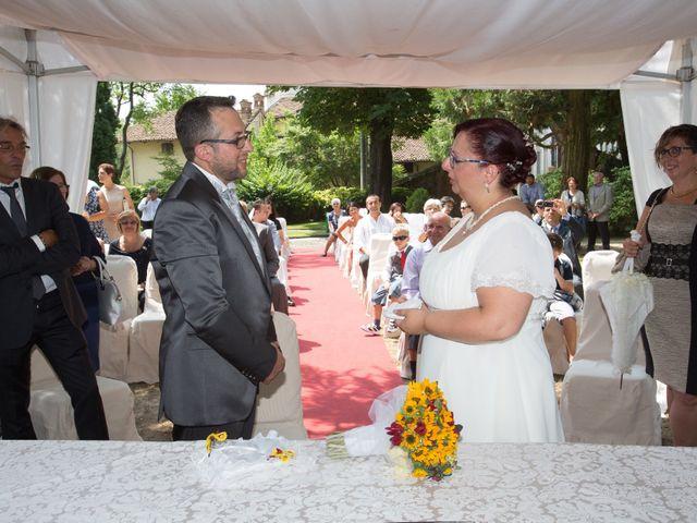 Il matrimonio di Claudio e Tatiana a Alessandria, Alessandria 1