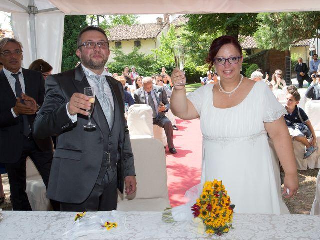 Il matrimonio di Claudio e Tatiana a Alessandria, Alessandria 6