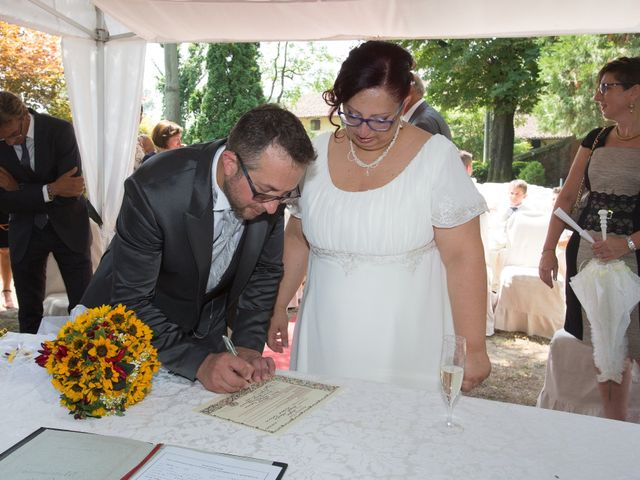 Il matrimonio di Claudio e Tatiana a Alessandria, Alessandria 8