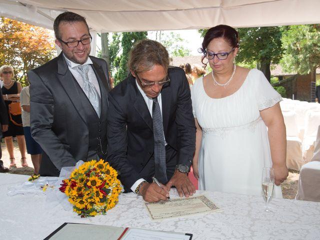 Il matrimonio di Claudio e Tatiana a Alessandria, Alessandria 9