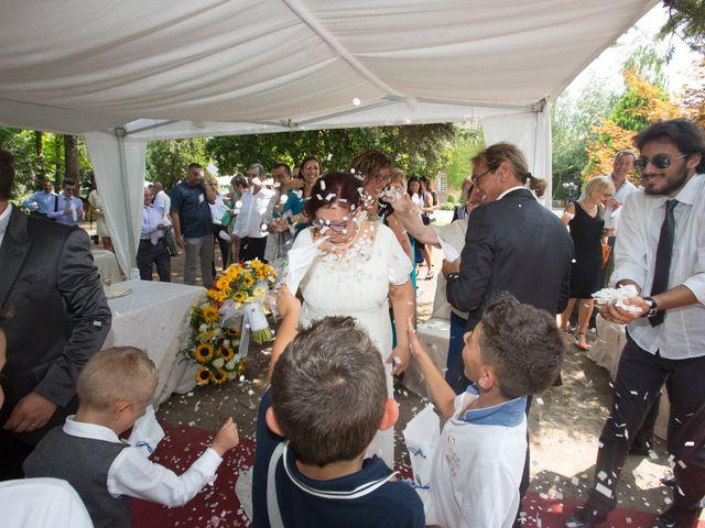 Il matrimonio di Claudio e Tatiana a Alessandria, Alessandria 14