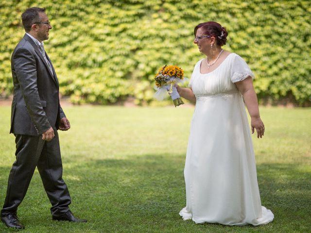 Il matrimonio di Claudio e Tatiana a Alessandria, Alessandria 19
