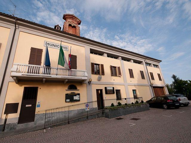 Il matrimonio di Mauro e Monica a Salussola, Biella 1
