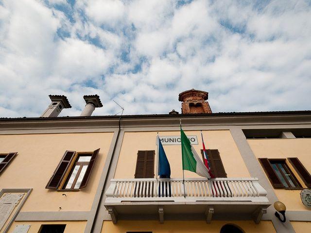 Il matrimonio di Mauro e Monica a Salussola, Biella 2