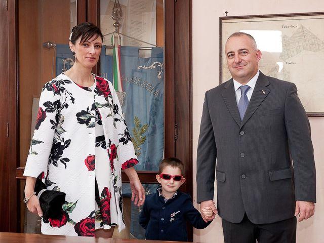 Il matrimonio di Mauro e Monica a Salussola, Biella 3