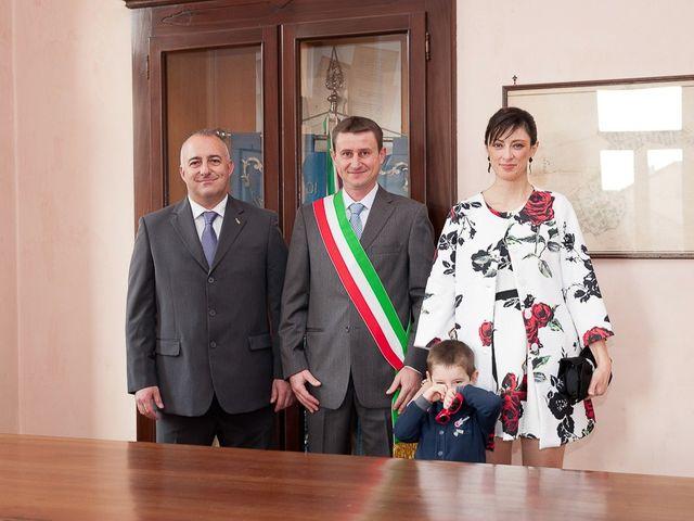 Il matrimonio di Mauro e Monica a Salussola, Biella 5