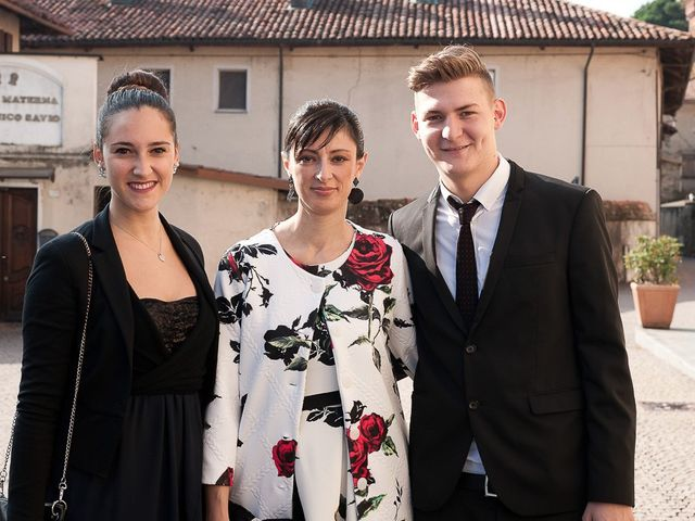 Il matrimonio di Mauro e Monica a Salussola, Biella 10