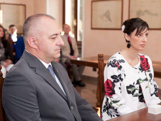 Il matrimonio di Mauro e Monica a Salussola, Biella 20