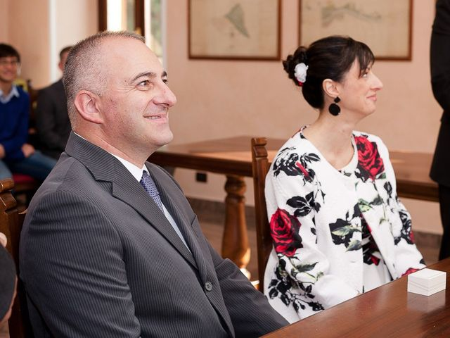 Il matrimonio di Mauro e Monica a Salussola, Biella 22