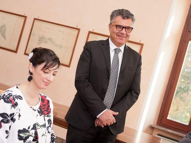 Il matrimonio di Mauro e Monica a Salussola, Biella 25