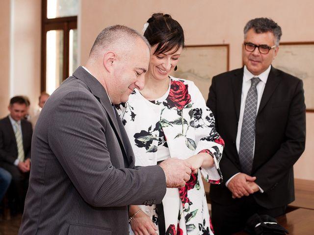 Il matrimonio di Mauro e Monica a Salussola, Biella 28
