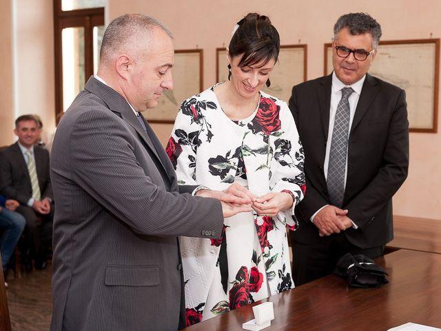 Il matrimonio di Mauro e Monica a Salussola, Biella 29