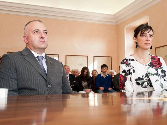 Il matrimonio di Mauro e Monica a Salussola, Biella 35