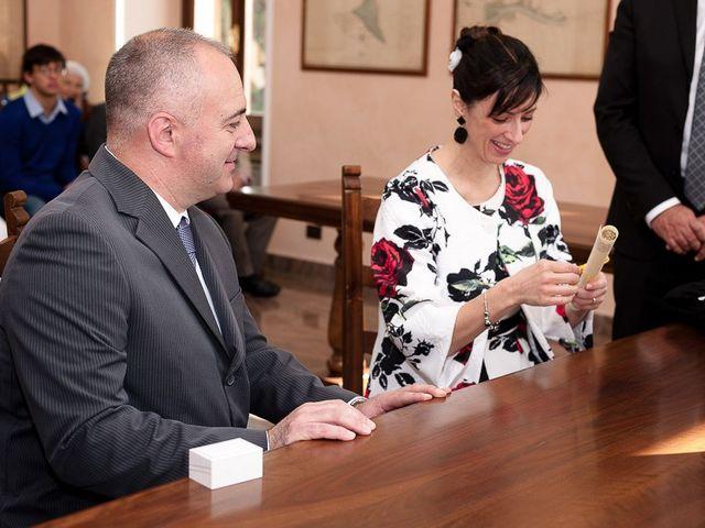 Il matrimonio di Mauro e Monica a Salussola, Biella 44