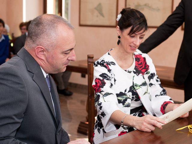 Il matrimonio di Mauro e Monica a Salussola, Biella 46
