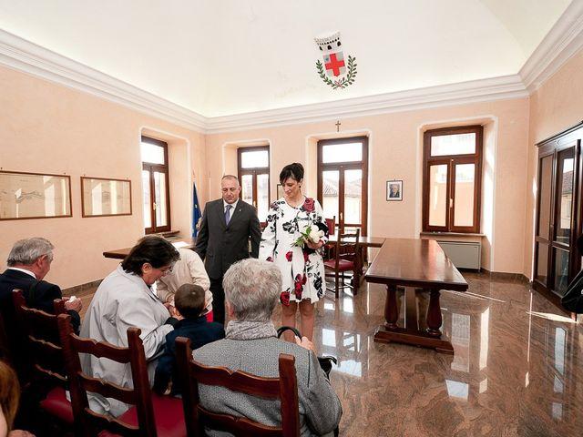 Il matrimonio di Mauro e Monica a Salussola, Biella 49