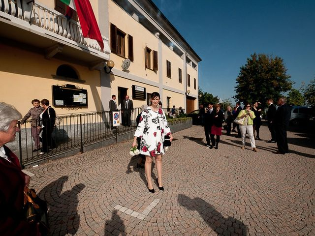 Il matrimonio di Mauro e Monica a Salussola, Biella 53