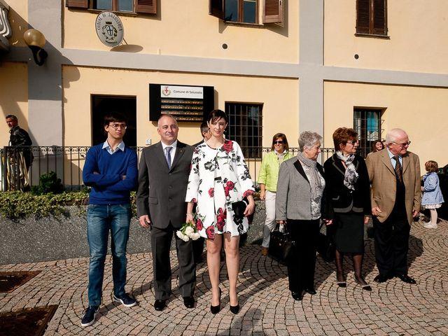 Il matrimonio di Mauro e Monica a Salussola, Biella 56