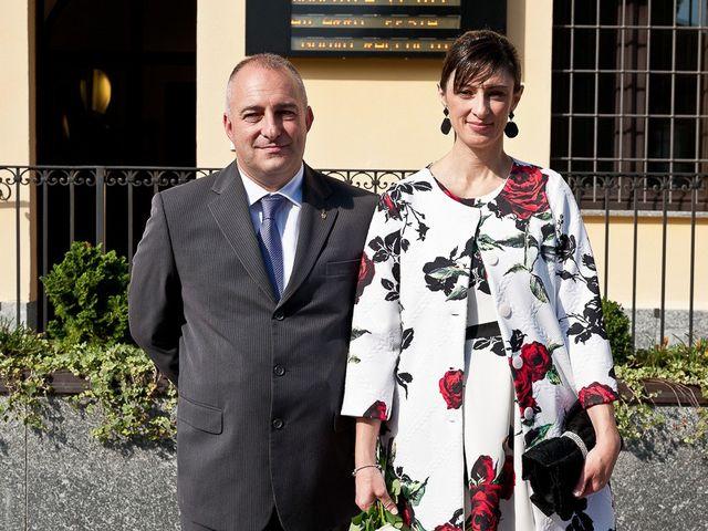 Il matrimonio di Mauro e Monica a Salussola, Biella 57