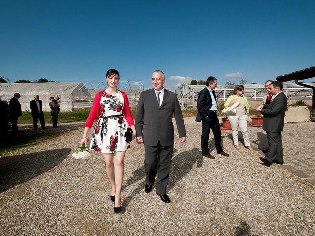 Il matrimonio di Mauro e Monica a Salussola, Biella 59