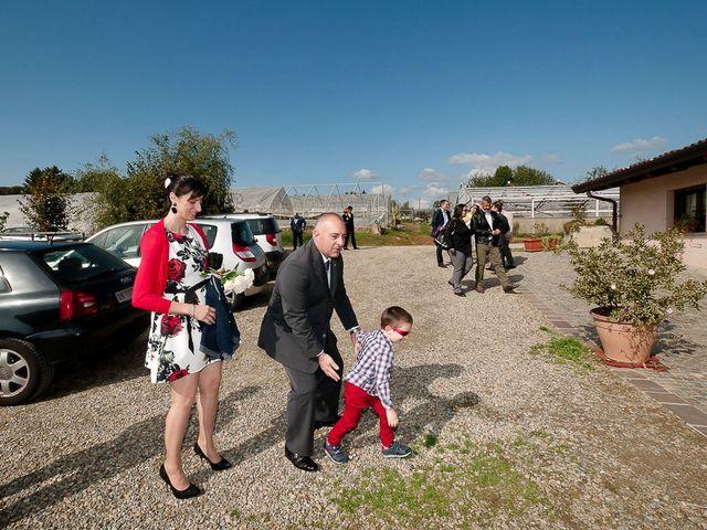 Il matrimonio di Mauro e Monica a Salussola, Biella 64