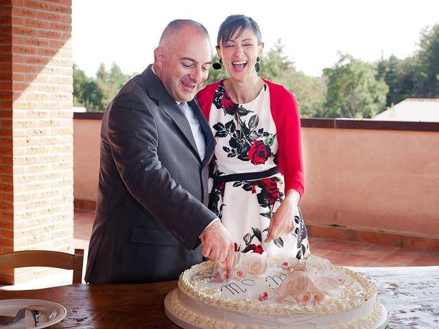 Il matrimonio di Mauro e Monica a Salussola, Biella 67