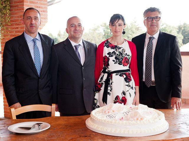 Il matrimonio di Mauro e Monica a Salussola, Biella 72