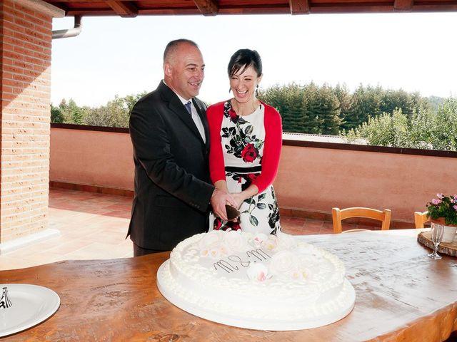 Il matrimonio di Mauro e Monica a Salussola, Biella 73