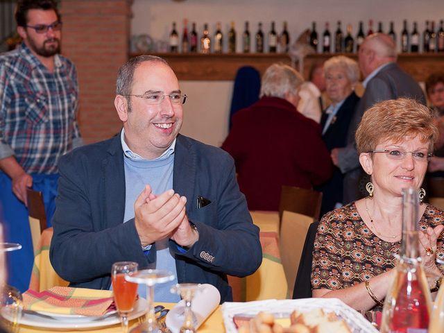 Il matrimonio di Mauro e Monica a Salussola, Biella 79