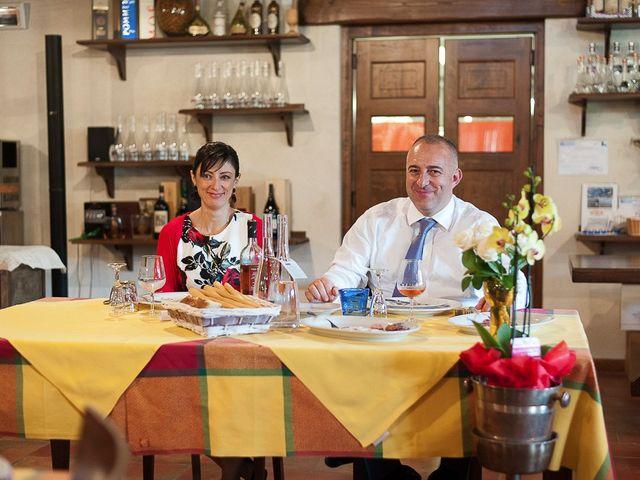Il matrimonio di Mauro e Monica a Salussola, Biella 86