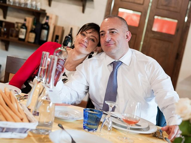 Il matrimonio di Mauro e Monica a Salussola, Biella 91