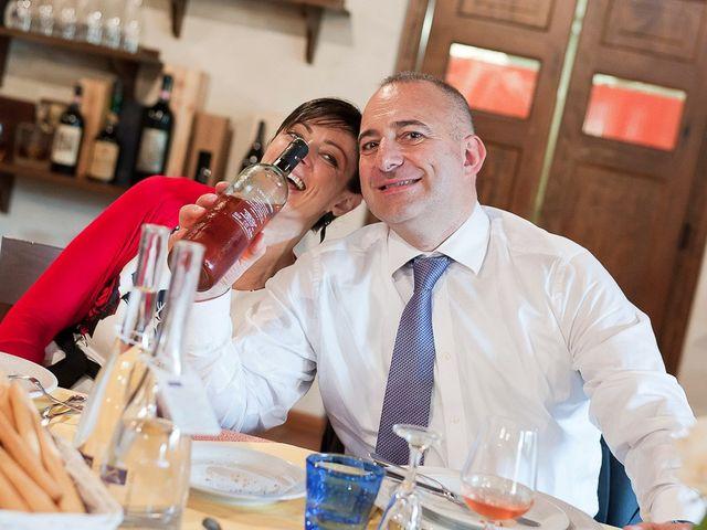 Il matrimonio di Mauro e Monica a Salussola, Biella 88