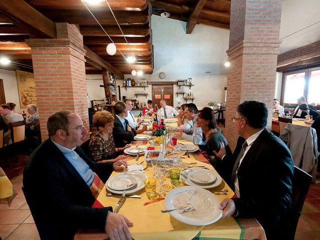 Il matrimonio di Mauro e Monica a Salussola, Biella 93
