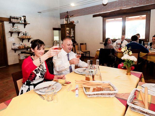 Il matrimonio di Mauro e Monica a Salussola, Biella 98