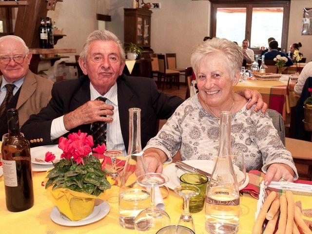 Il matrimonio di Mauro e Monica a Salussola, Biella 100