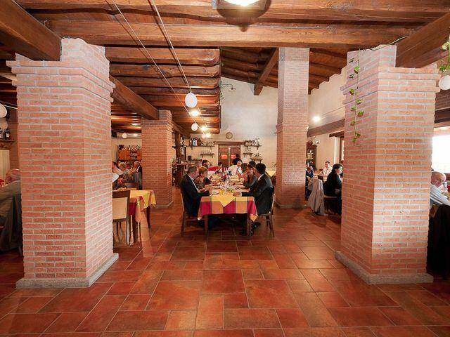 Il matrimonio di Mauro e Monica a Salussola, Biella 103