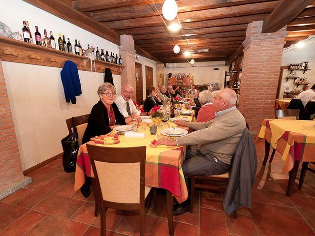 Il matrimonio di Mauro e Monica a Salussola, Biella 104