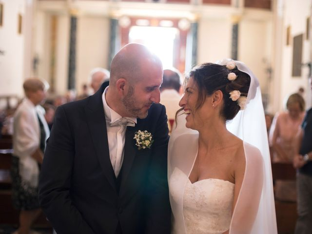 Il matrimonio di Giacomo e Mariasilvia a Lucca, Lucca 8