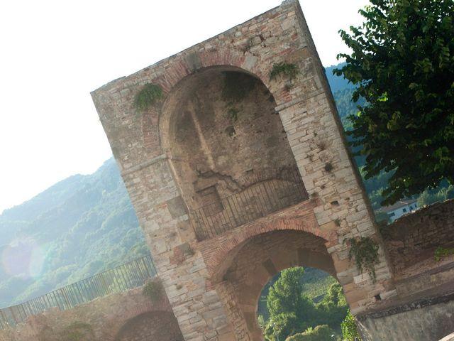 Il matrimonio di Giacomo e Mariasilvia a Lucca, Lucca 18
