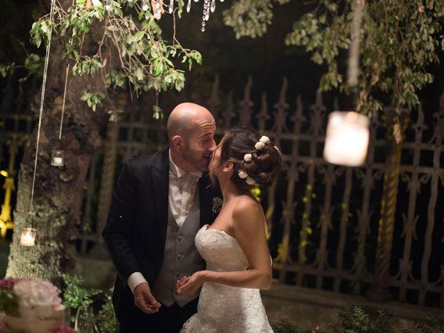 Le nozze di Mariasilvia e Giacomo