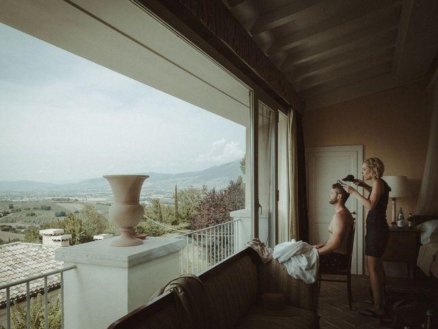 Il matrimonio di David e Sandra a Spoleto, Perugia 10