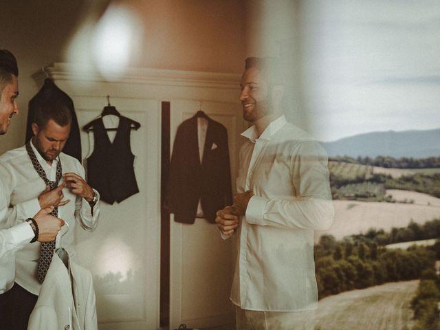 Il matrimonio di David e Sandra a Spoleto, Perugia 14
