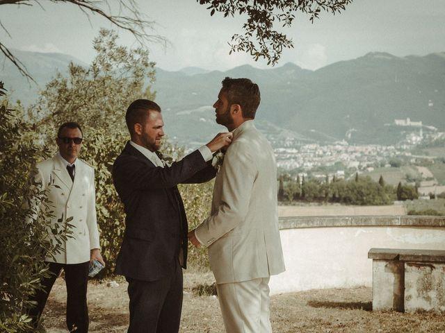 Il matrimonio di David e Sandra a Spoleto, Perugia 21
