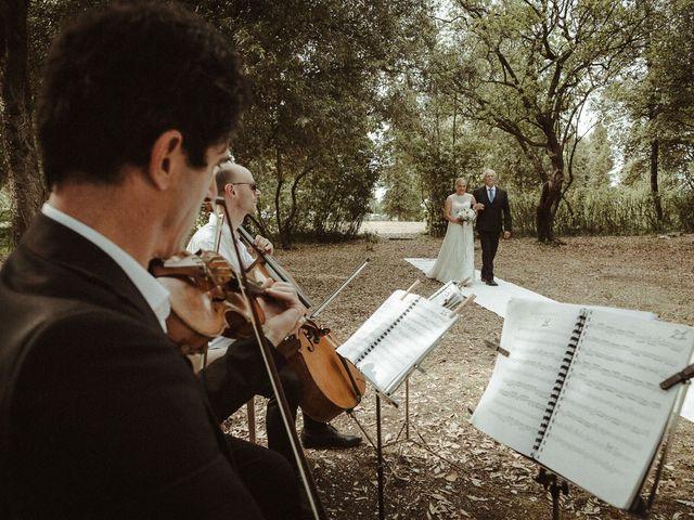 Il matrimonio di David e Sandra a Spoleto, Perugia 23