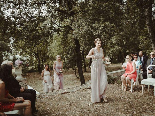 Il matrimonio di David e Sandra a Spoleto, Perugia 24