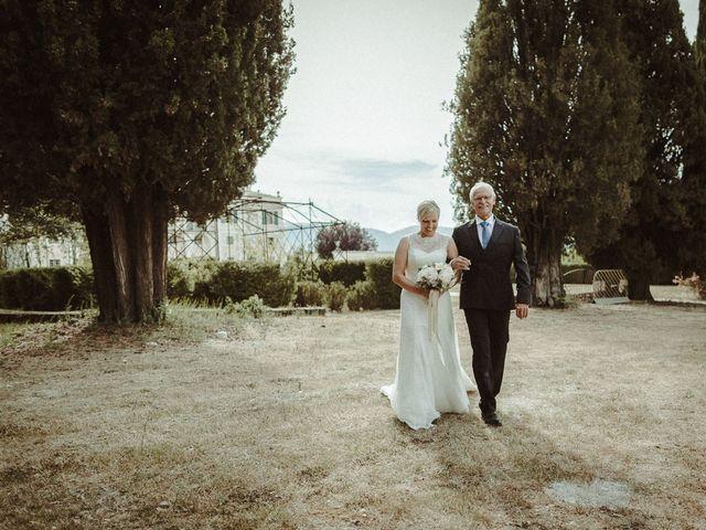 Il matrimonio di David e Sandra a Spoleto, Perugia 25