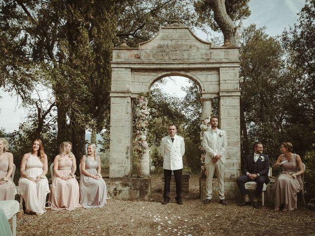 Il matrimonio di David e Sandra a Spoleto, Perugia 26